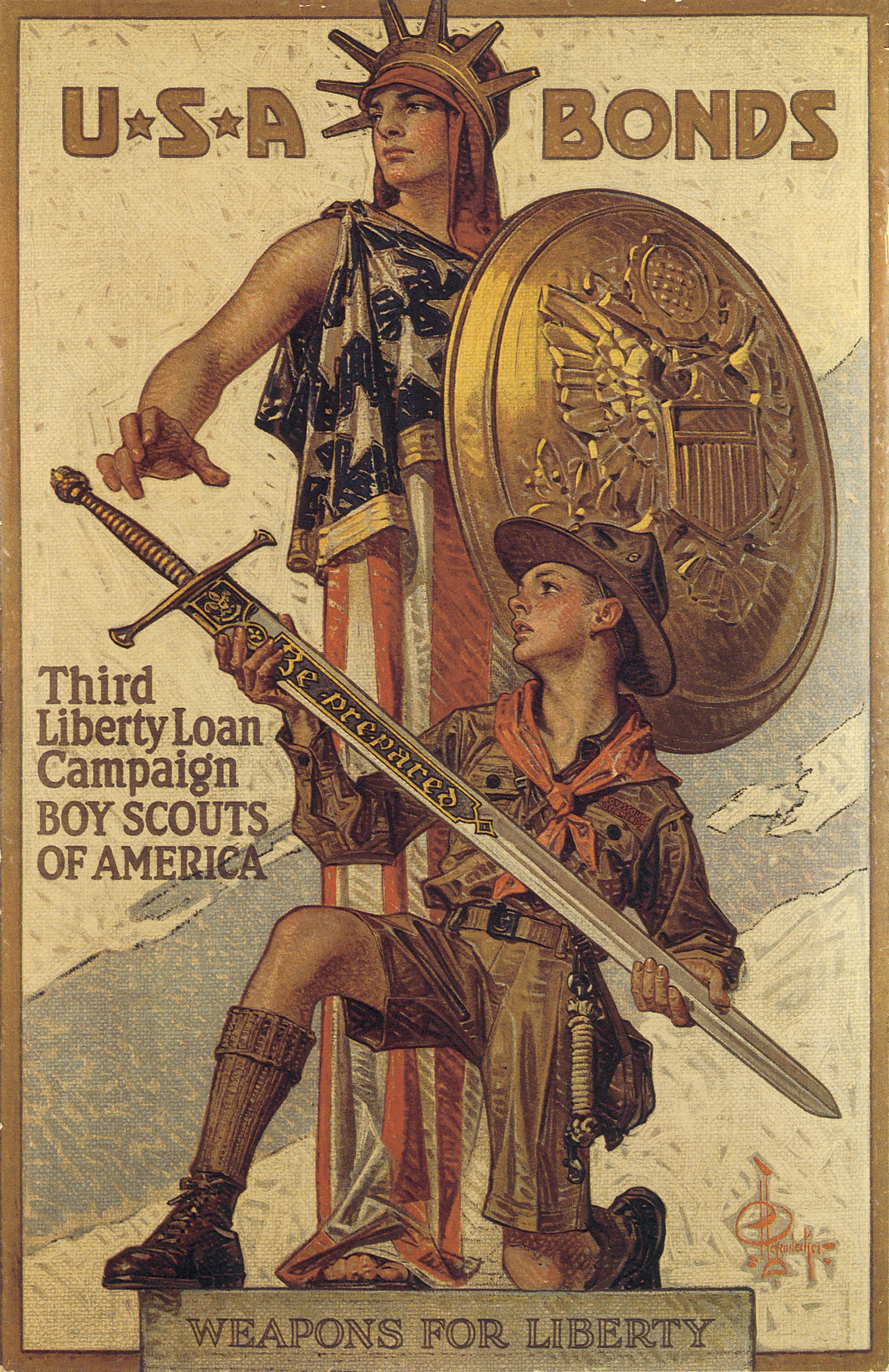 Gays and army 1918